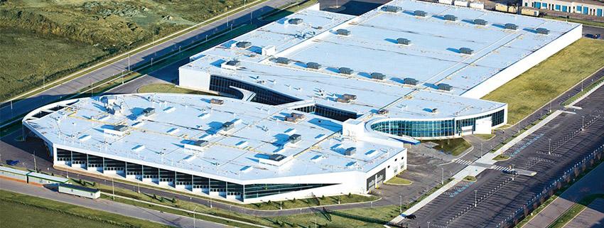 Viva Bus Maintenance & Storage Facility