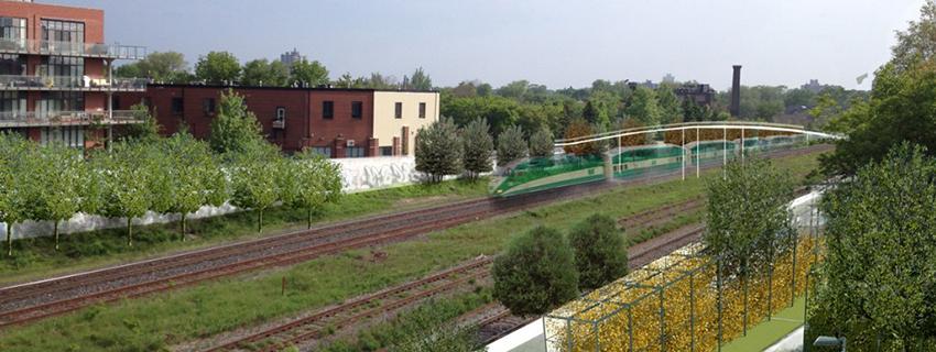Georgetown South Rail Corridor Expansion