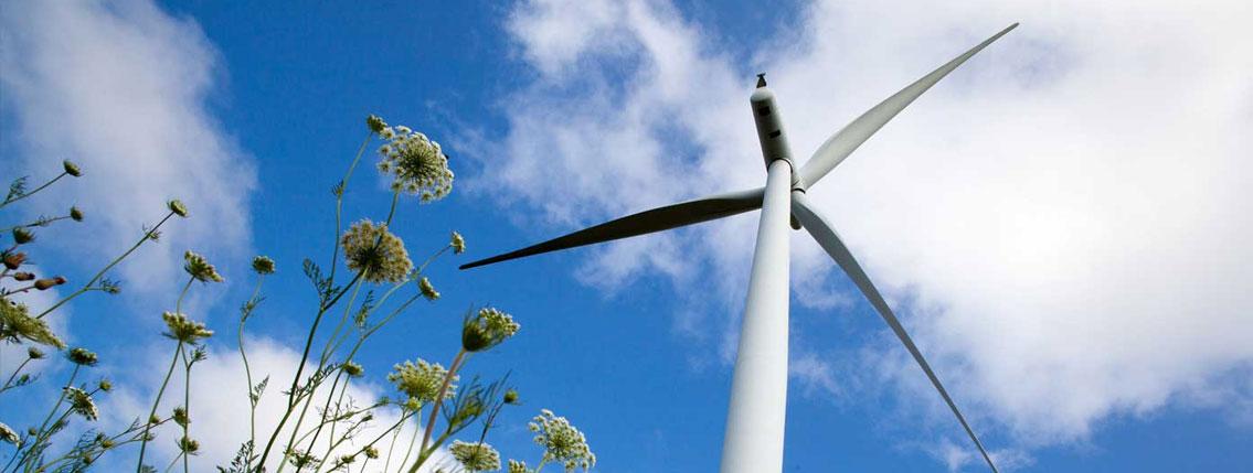 Enbridge Underwood Wind Farm