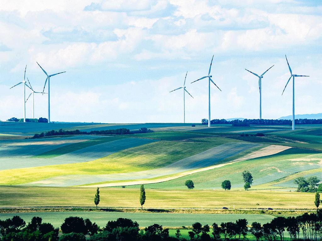 Wind turbine noise monitoring