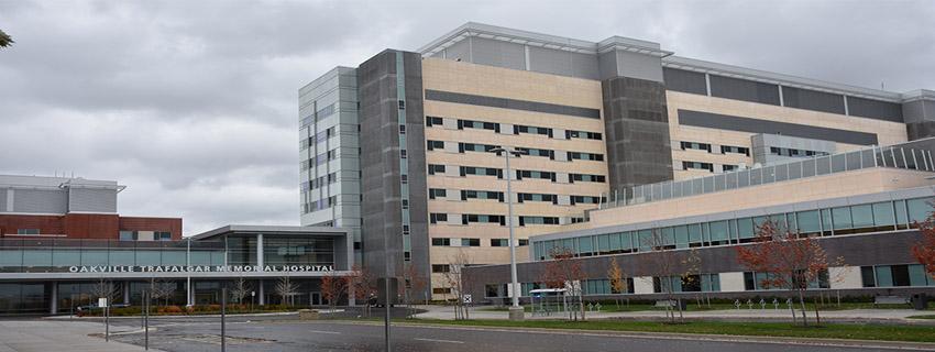 New Oakville Hospital