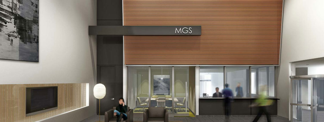 MGS IService Data Centre