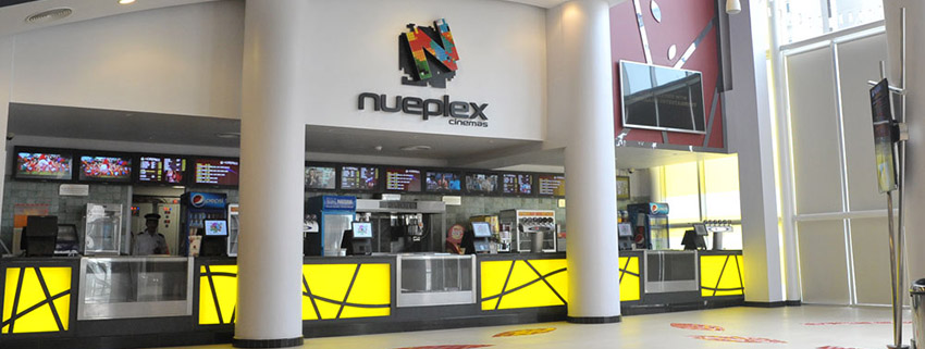 Nue Multiplex Cinemas, Pakistan