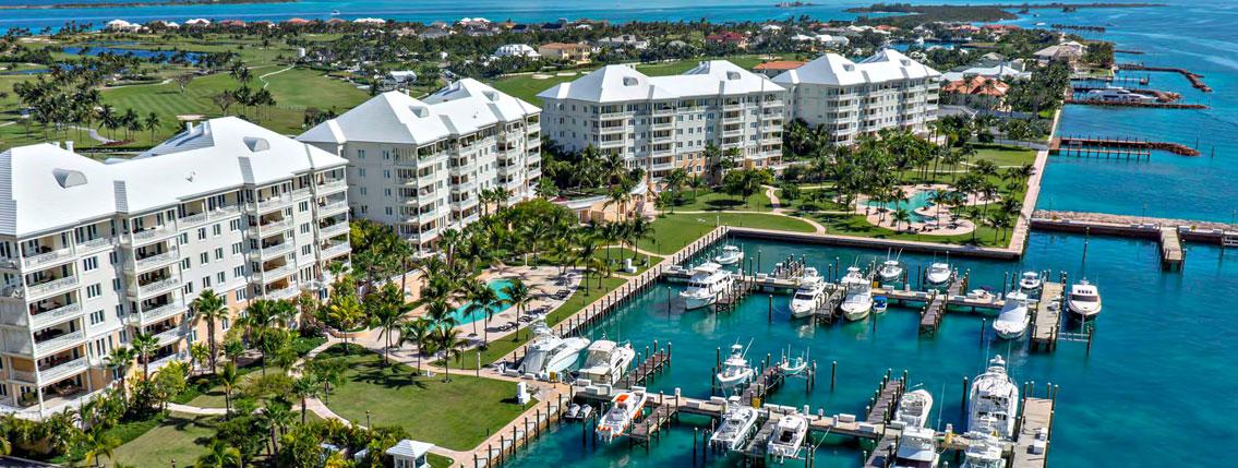 Ocean Club Residence Marina