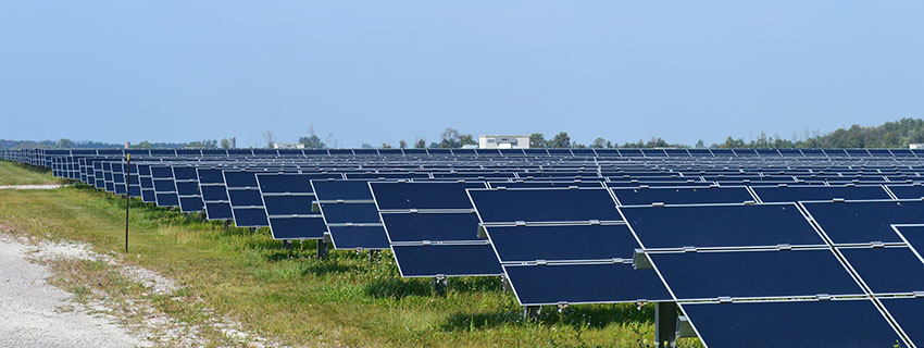 Sarnia Solar Farm